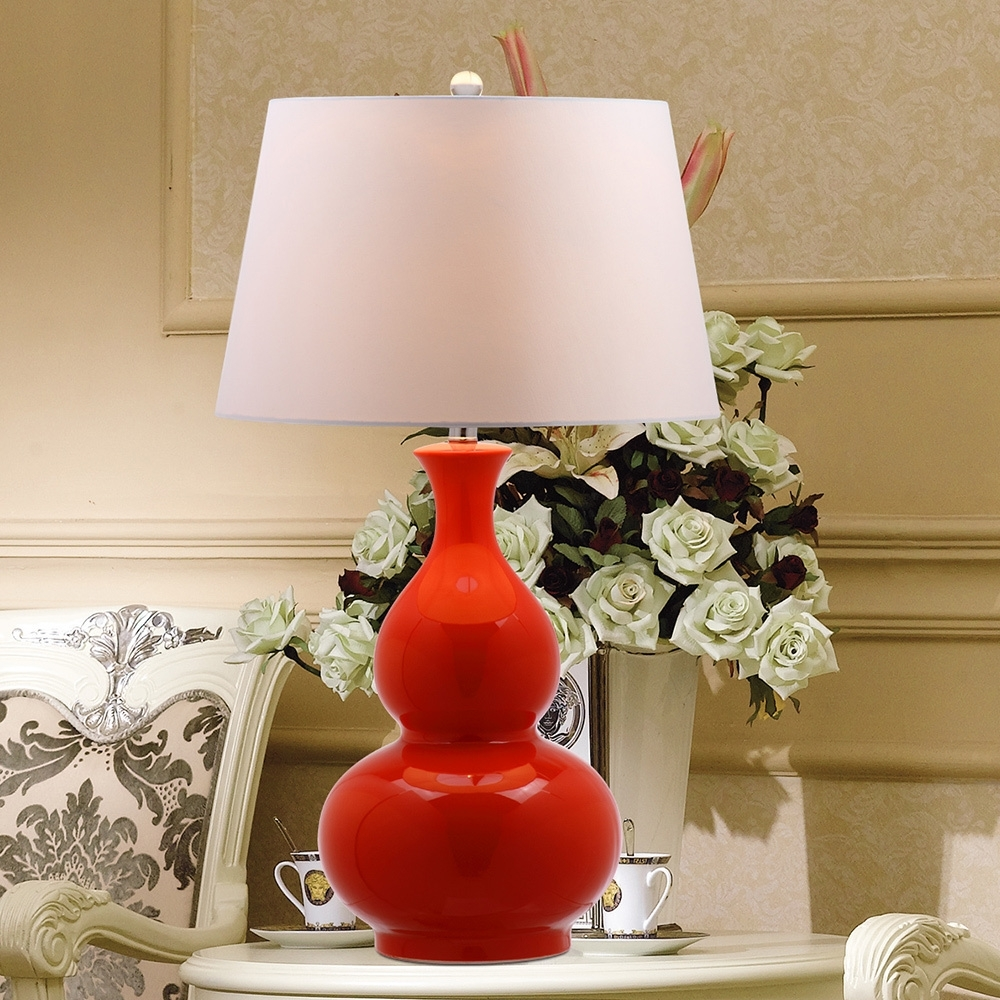 Large Table Lamps For Living Room Home Design, Large Ceramic Table With Most Popular Large Table Lamps For Living Room (View 13 of 20)