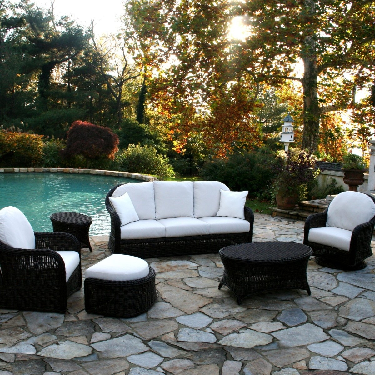 Latest Lovely Conversation Patio Sets Patio Design Inspiration Outdoor In Resin Conversation Patio Sets (View 5 of 20)