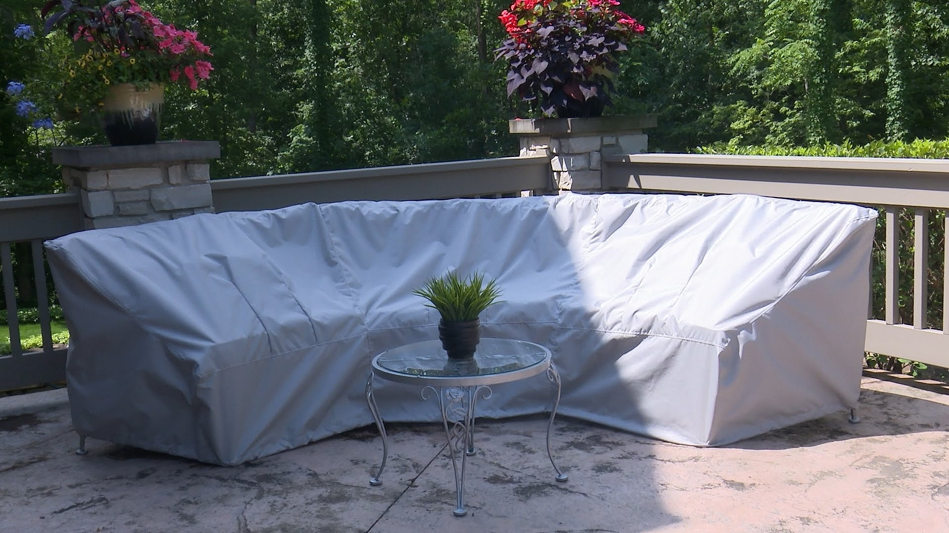 Latest Outdoor Furniture Covers Covers Custom Patio Furniture Covers Throughout Patio Conversation Sets With Covers (View 2 of 20)