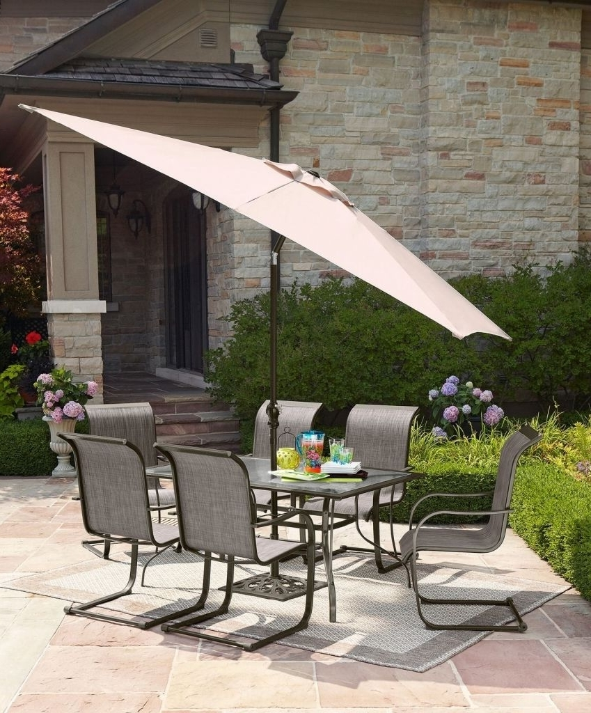Latest Patio Conversation Sets At Walmart Pertaining To Walmart Patio Furniture Sets Clearance Better Homes And Gardens (View 7 of 20)