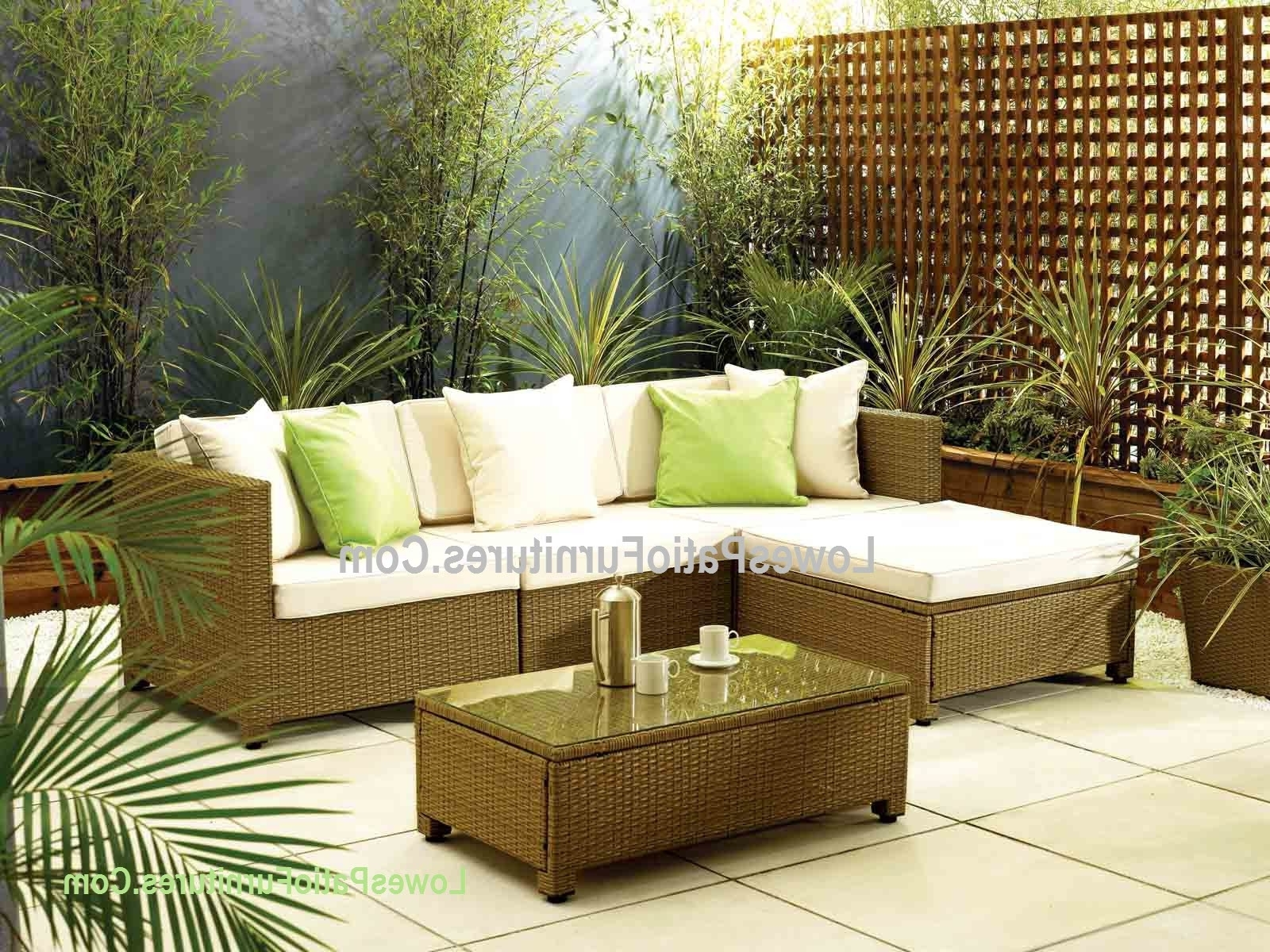 Latest Patio Conversation Sets With Glider For Patio : Rattan Patio Furniture Wrought Iron Patio Furniture (View 19 of 20)