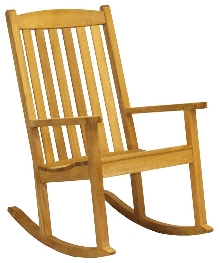 Latest Teak Patio Rocking Chairs With Furniture: Buying Tips For Choosing The Best Teak Rocking Chairs For (View 3 of 20)