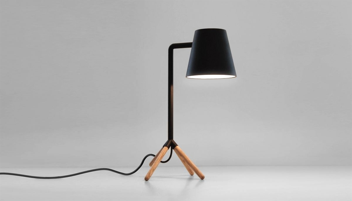 Latest Vintage Living Room Table Lamps In Light : Ultra Modern Table Lamps Funky High End Vintage Desk Lamp (View 16 of 20)