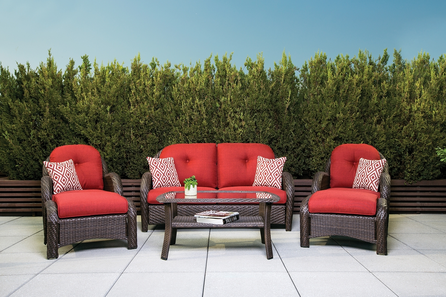 Lazy Boy Patio Conversation Sets Pertaining To Preferred Patio : Dreaded Lazy Boy Patio Furniture Picture Concept Replacement (View 15 of 20)