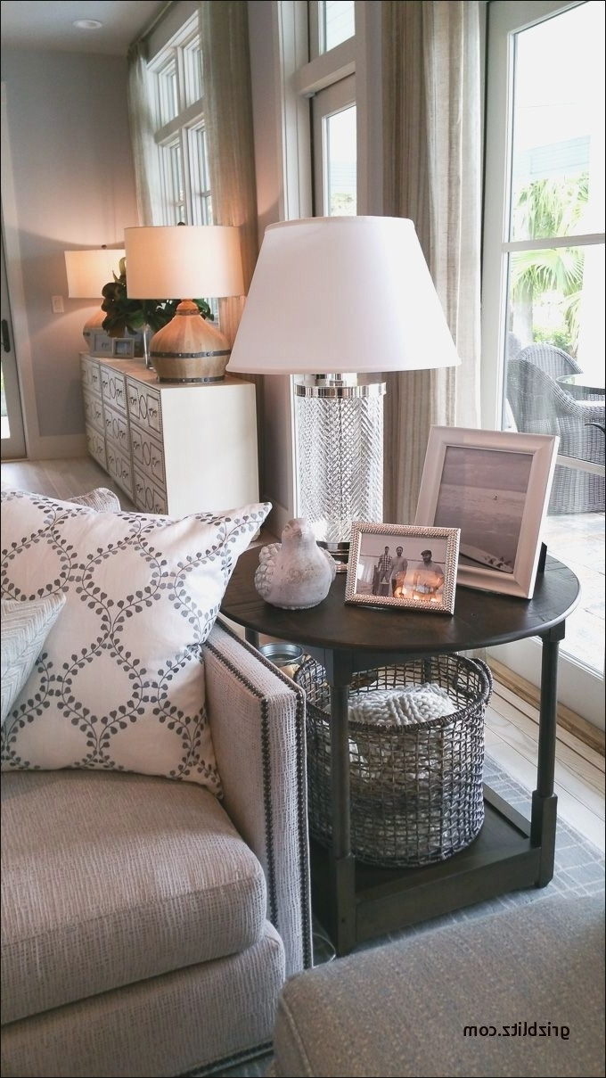 Living Room End Table Lamps Inside Best And Newest End Table Lamps For Living Room Elegant Lamp Simple Best Cool Cheap (View 4 of 20)