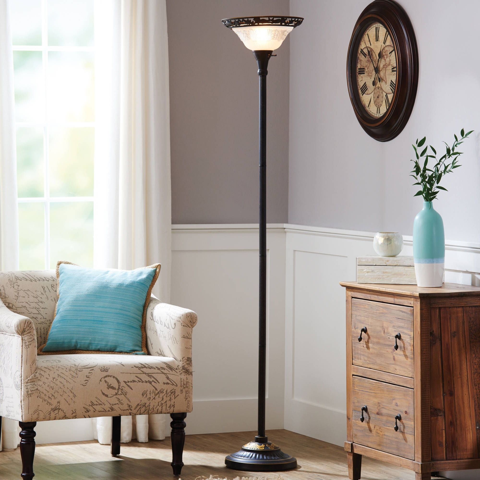 Living Room Lamps Amazon Living Room Table Lamps Floor Lamp For Inside Popular Antique Living Room Table Lamps (View 13 of 20)