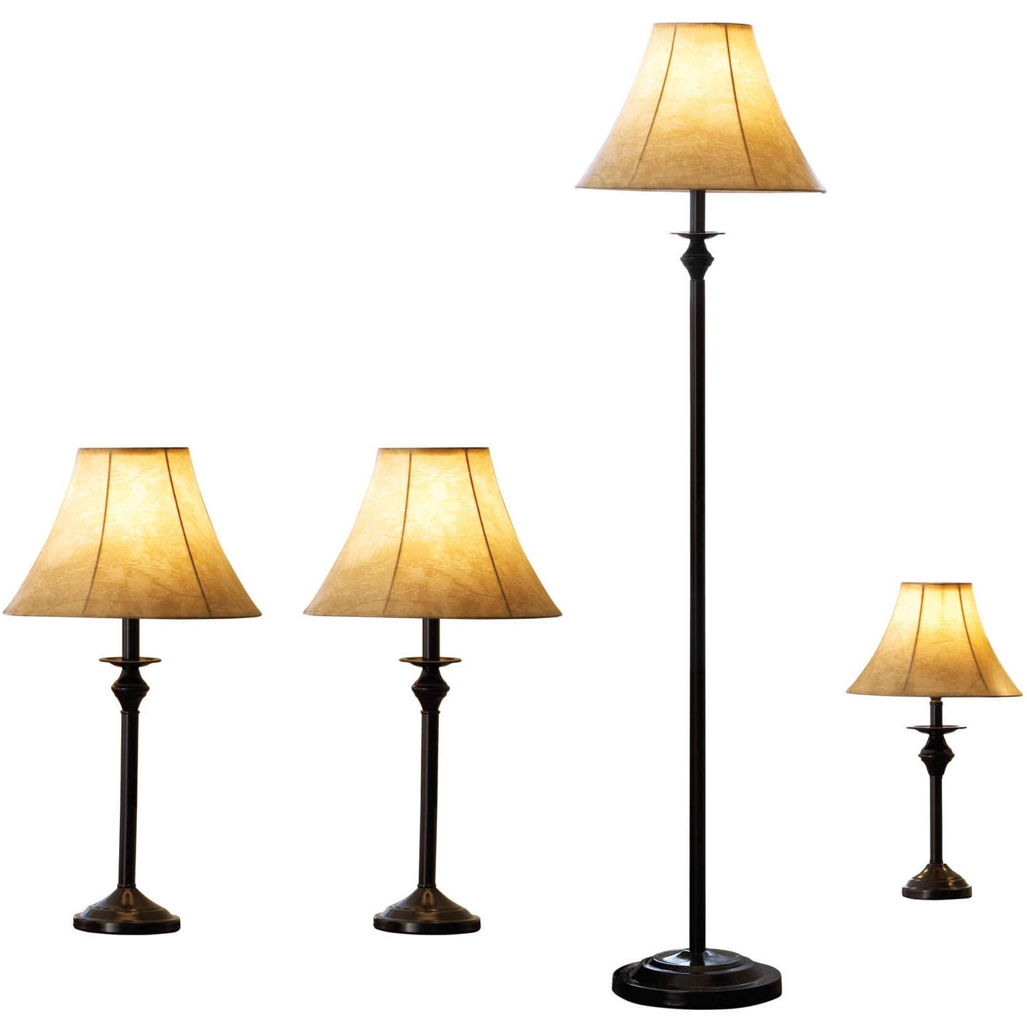 Living Room Table Lamps Sets For Latest Walmart Lamps Floor Small Table Lamp Set Black Friday And (View 7 of 20)