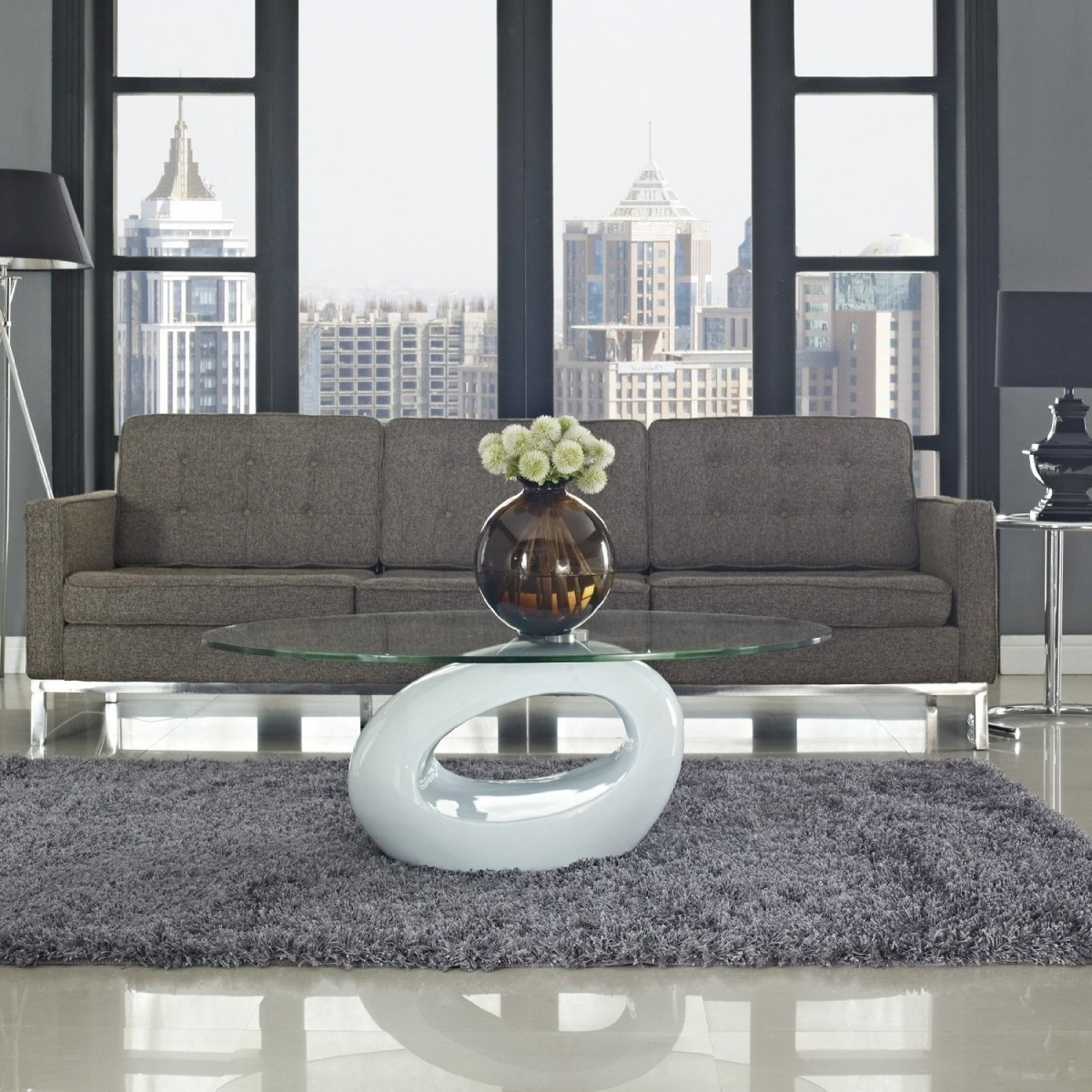 Living Room Wonderful Clear Glass Table Lamps For 2 Round Coffee With Regard To Popular Living Room Coffee Table Lamps (View 14 of 20)