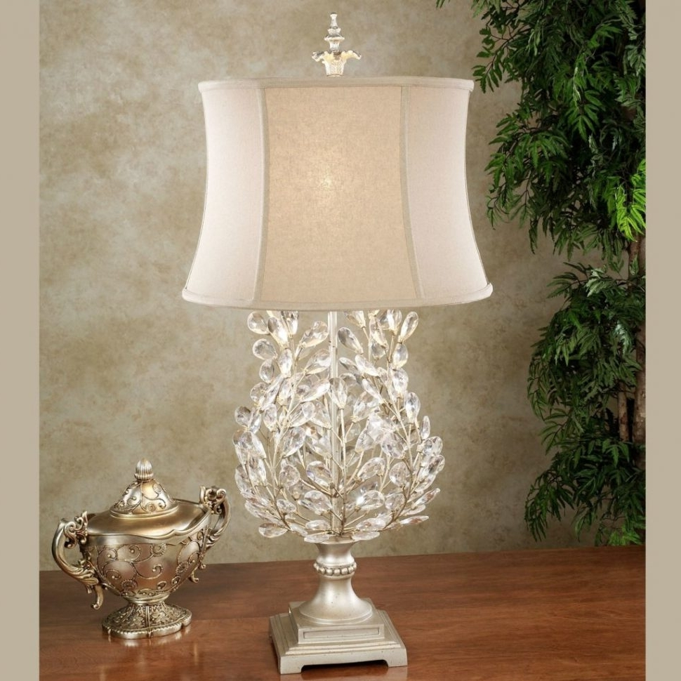 Livingroom : Table Lamps For Living Room Tuscan Style Ceramic Pertaining To 2018 Traditional Living Room Table Lamps (View 7 of 20)