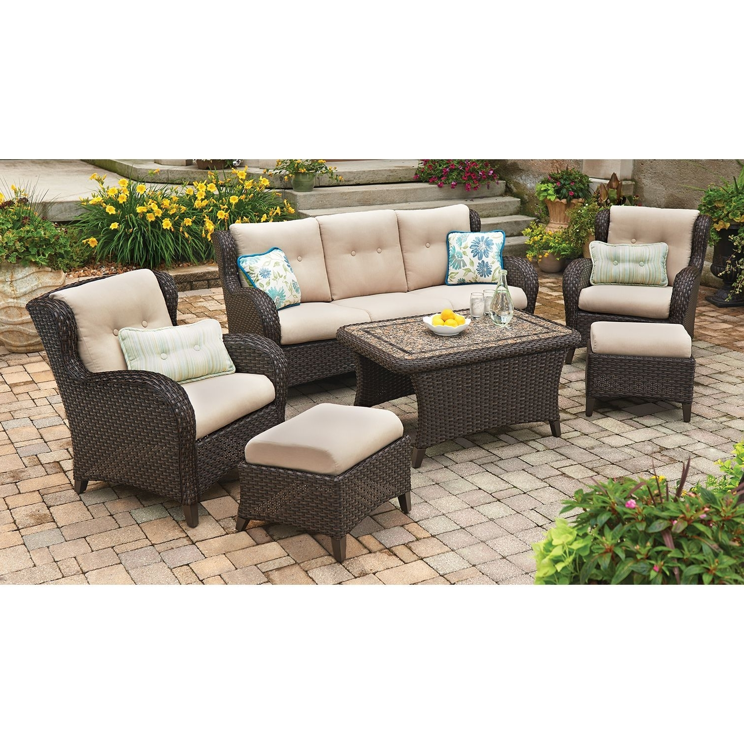 Featured Photo of Patio Conversation Sets At Sam's Club