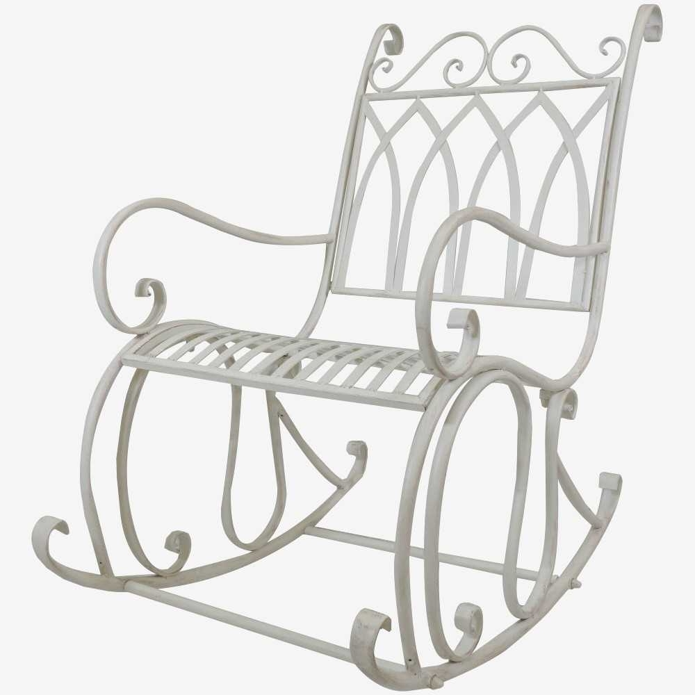 Metal Rocking Patio Chairs Unique Titan Outdoor Antique Rocking With Widely Used Patio Metal Rocking Chairs (View 8 of 20)