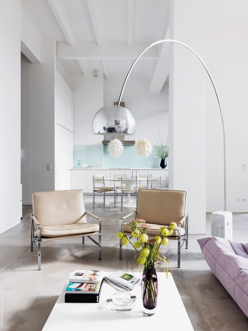 Modern Living Room Table Lamps Regarding Preferred Floor Lamp Ideas For Living Room Gallery (View 8 of 20)