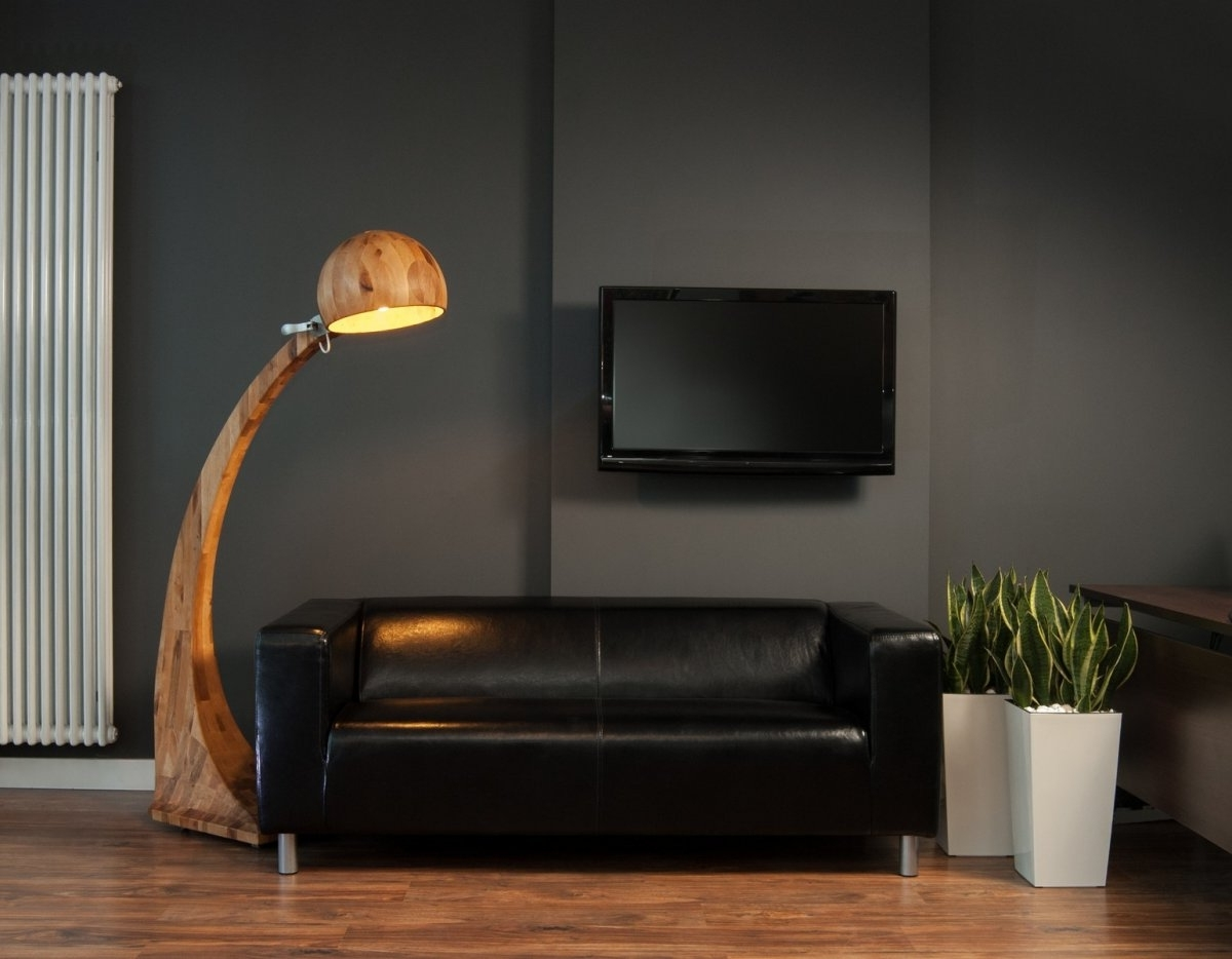 Modern Living Room Table Lamps With Regard To Newest Livingroom Table Lamps (View 10 of 20)