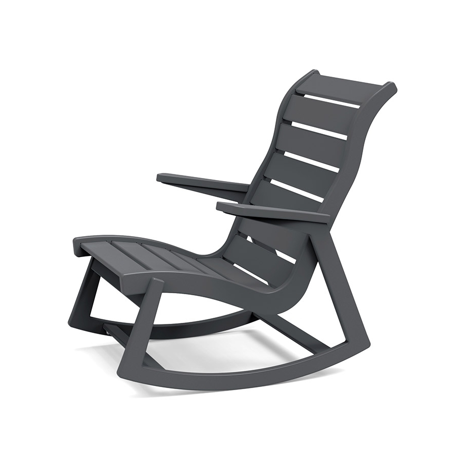 Modern Outdoor Rocking Chair Made In U.s (View 13 of 20)