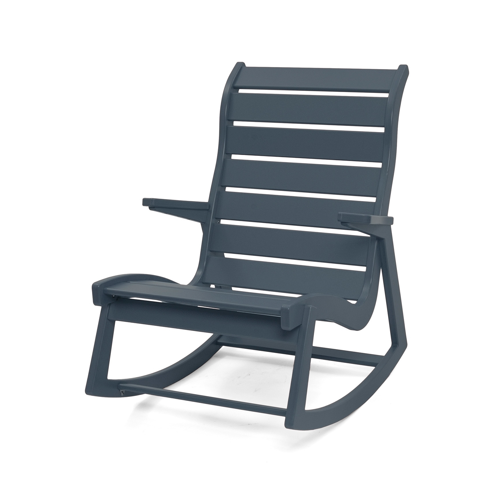 Modern Outdoor Rocking Chair Pertaining To Really Encourage For Most Recent Modern Patio Rocking Chairs (View 7 of 20)