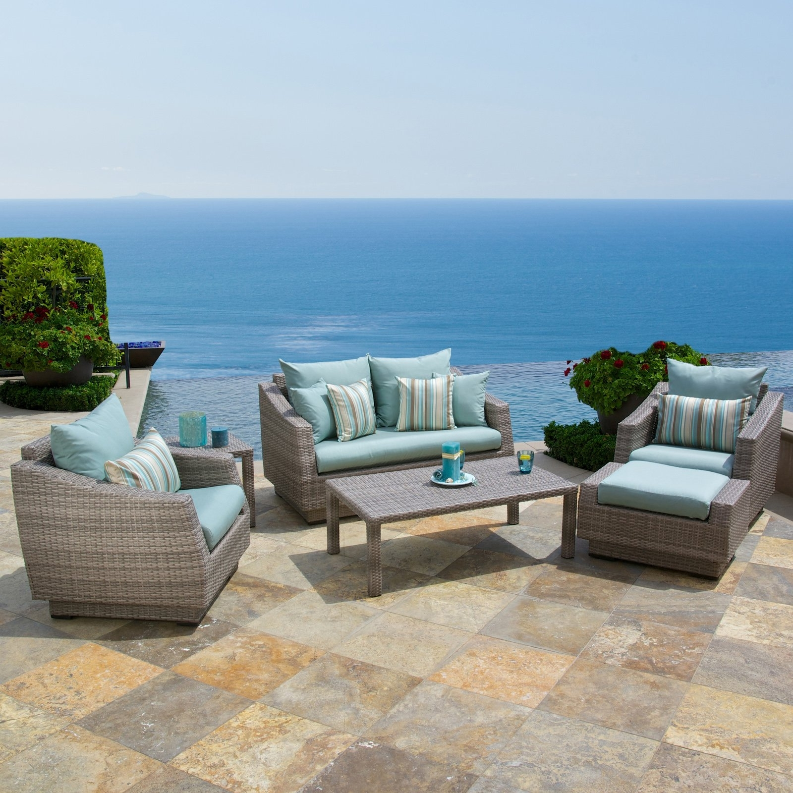 Modern Patio Conversation Sets Within Favorite Awesome Collection Of Patio Modern Patio Set Fabulous Modern Patio (View 14 of 20)