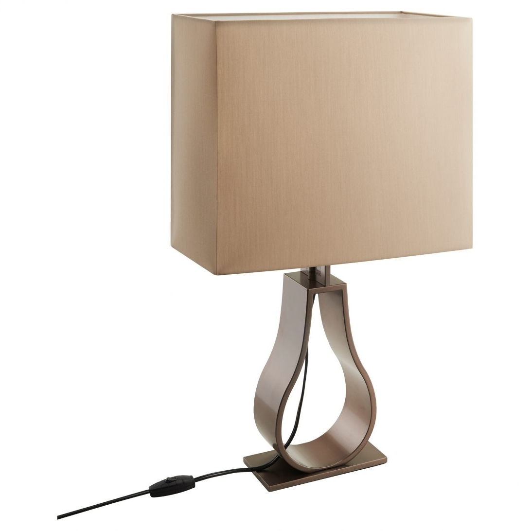 Modern Table Lamps For Living Room Inside Most Recently Released 34 Most Magic Side Table With Lamp Attached End Floor Modern Lamps (View 12 of 20)