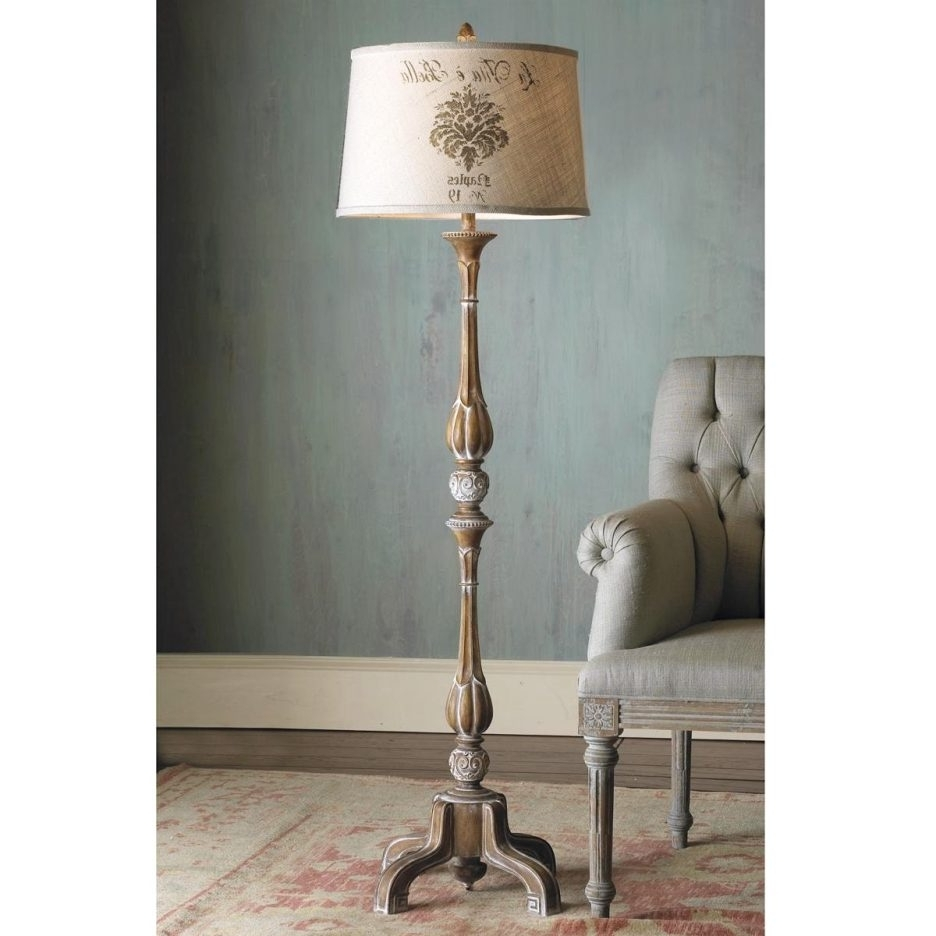 Most Current Lamp : Country Style Lamps Table Lamp Attractive For Living Room And With Regard To Country Living Room Table Lamps (View 2 of 20)