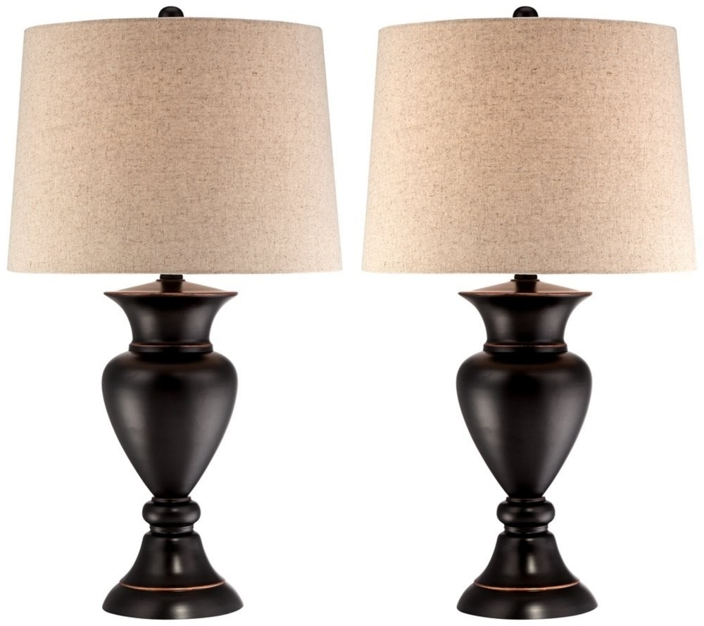 Most Current Living Room Table Lamps Within Living Room End Table Lamps Rustic Table Lamps Living Room Living (View 15 of 20)