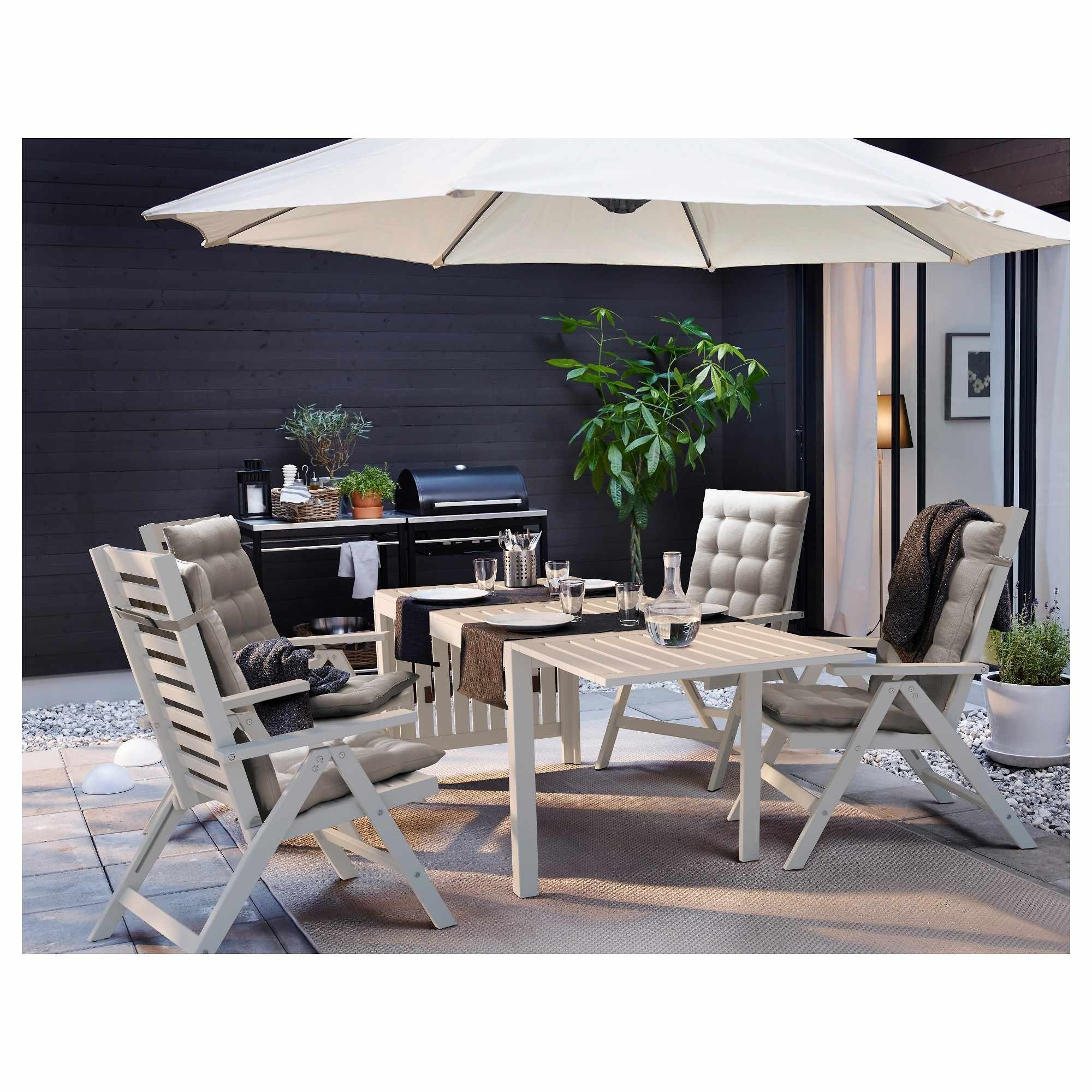 Most Current Outdoor Patio: Ikea Outdoor Patio Outdoor Furniture Ikea (View 13 of 20)
