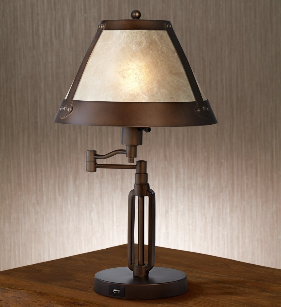 Featured Photo of Primitive Living Room Table Lamps