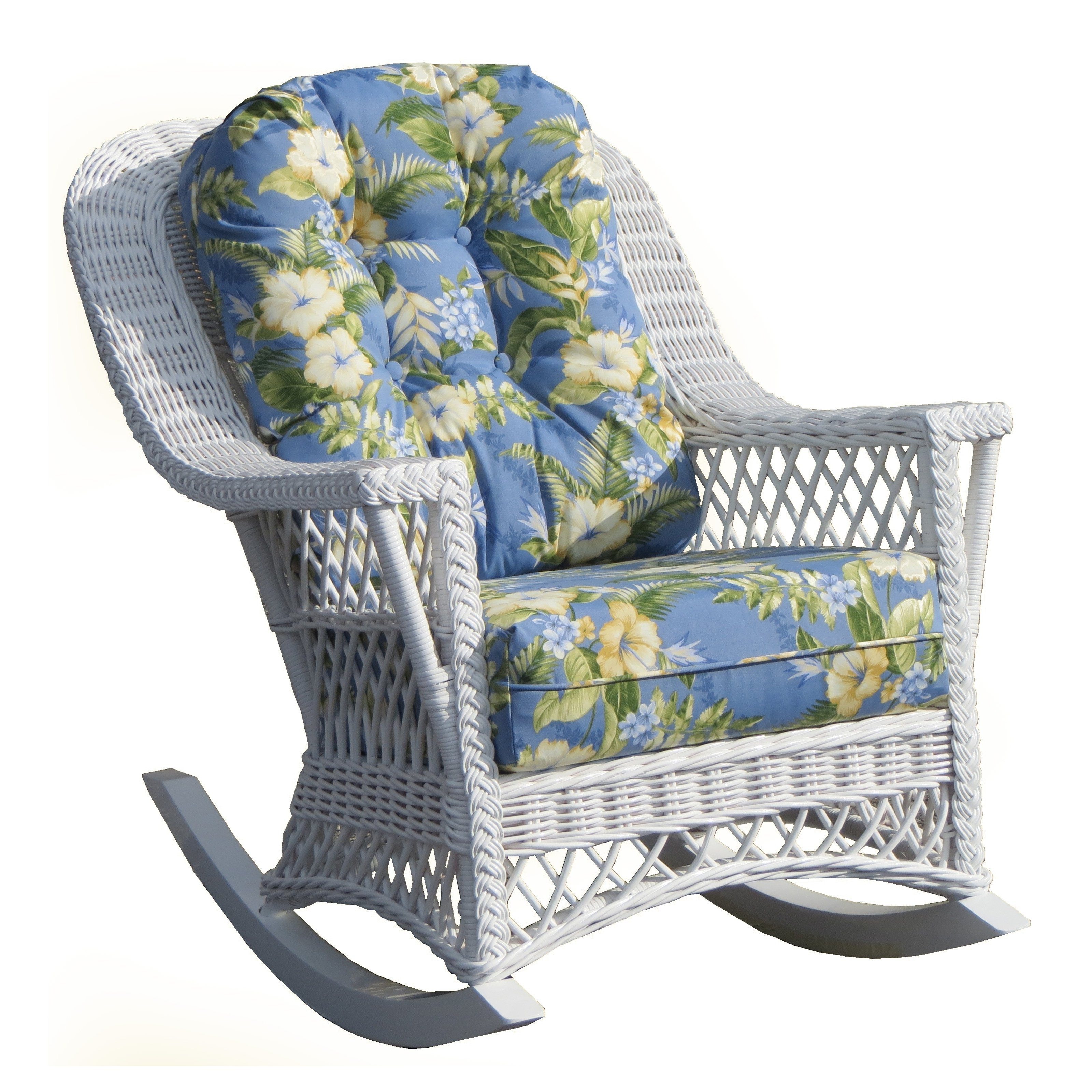 Most Current Used Patio Rocking Chairs With Regard To White Wicker Rocking Chairs Porch Martha Stewart Chair Indoor For (View 9 of 20)