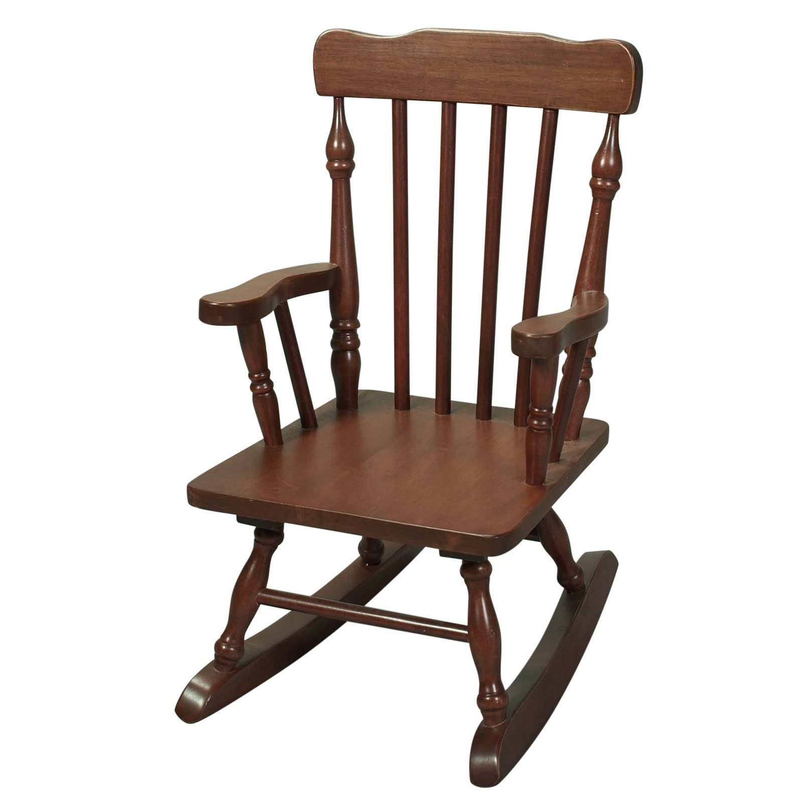 Most Popular Child Colonial Rocking Chair – Walmart Inside Rocking Chairs For Toddlers (View 7 of 20)