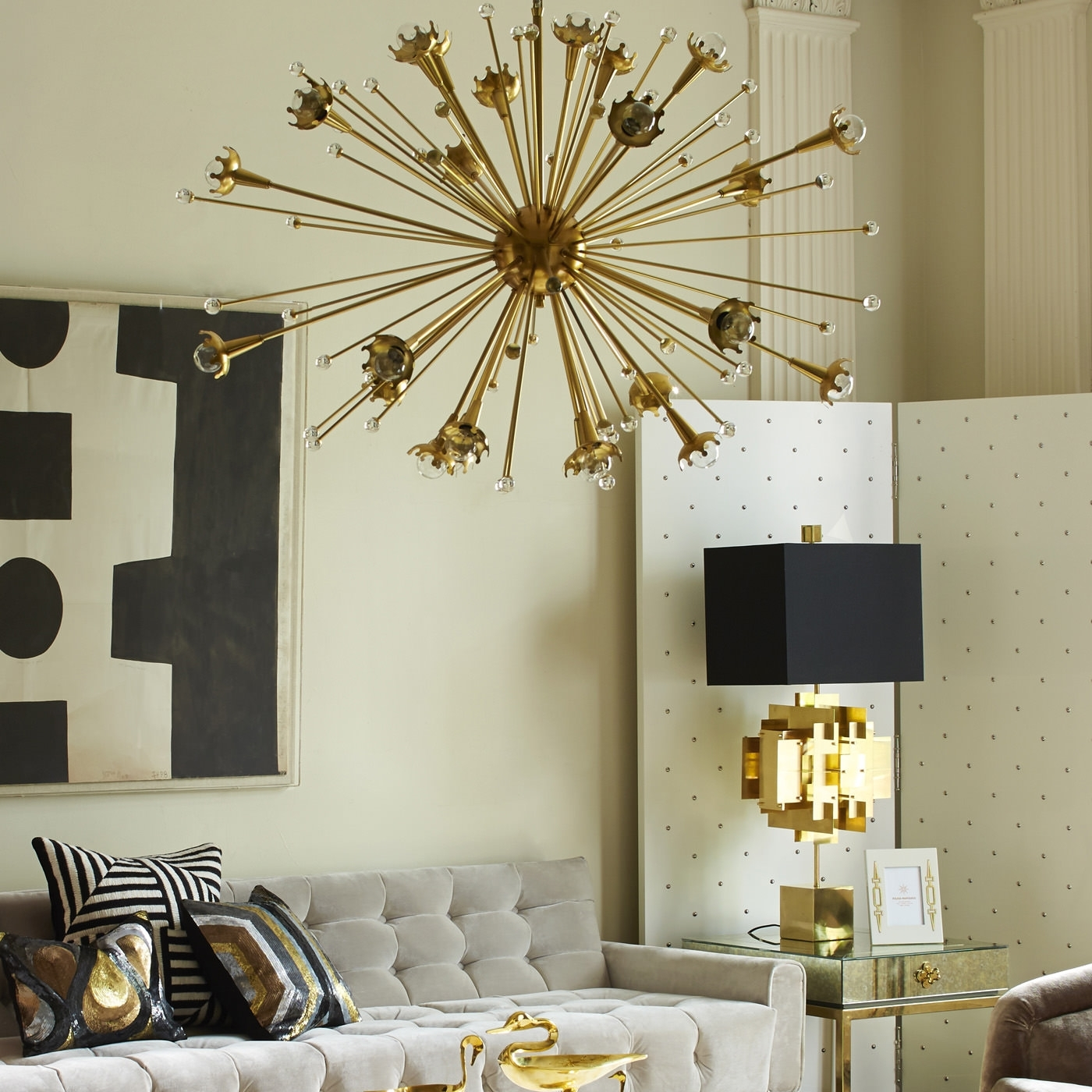 Most Popular Luxury Living Room Table Lamps Intended For Top 20 Modern Table Lamps (View 15 of 20)