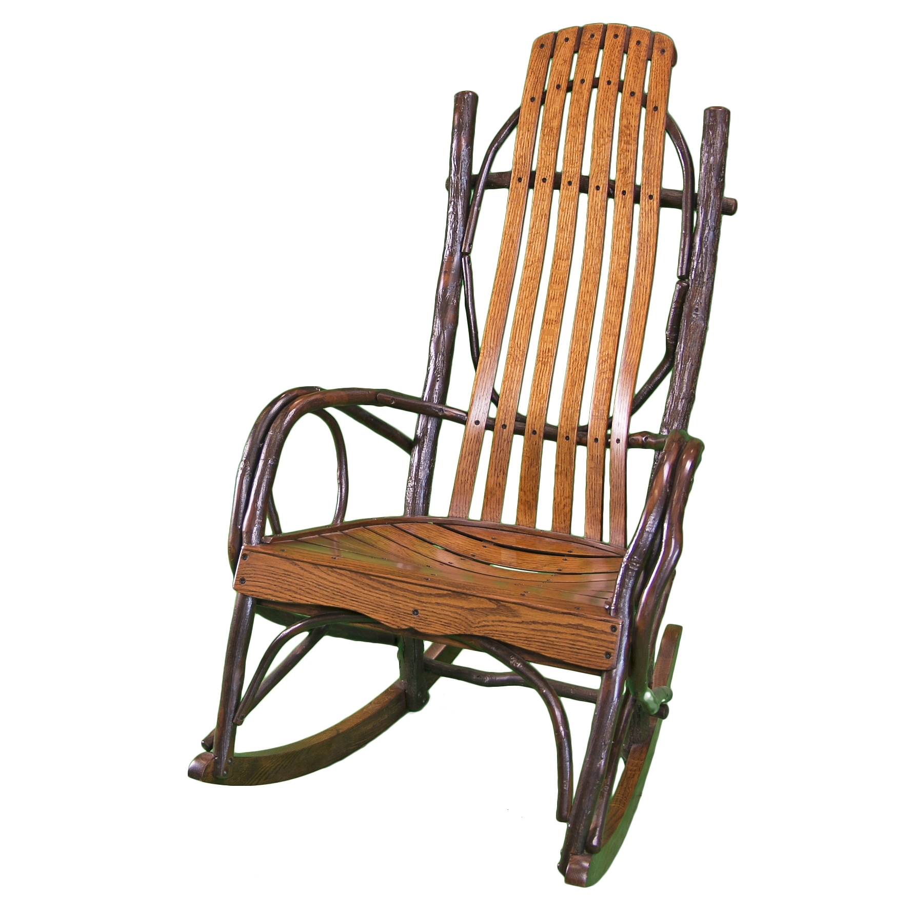 Most Popular Wooden Patio Rocking Chairs For Wooden Rocking Chair – Timber Lodge Furniture (View 11 of 20)
