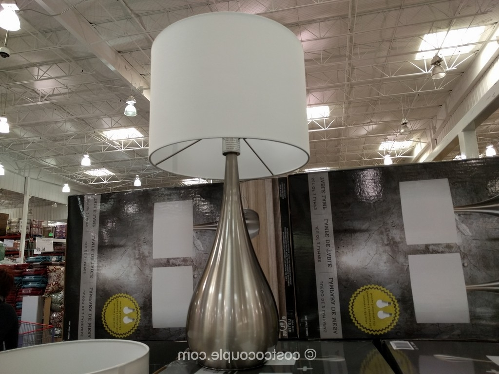 Most Recent Costco Living Room Table Lamps Inside Lamp : Cheap Floor Lamps At Costco View For Sale Sold Led Desk Lamp (View 3 of 20)