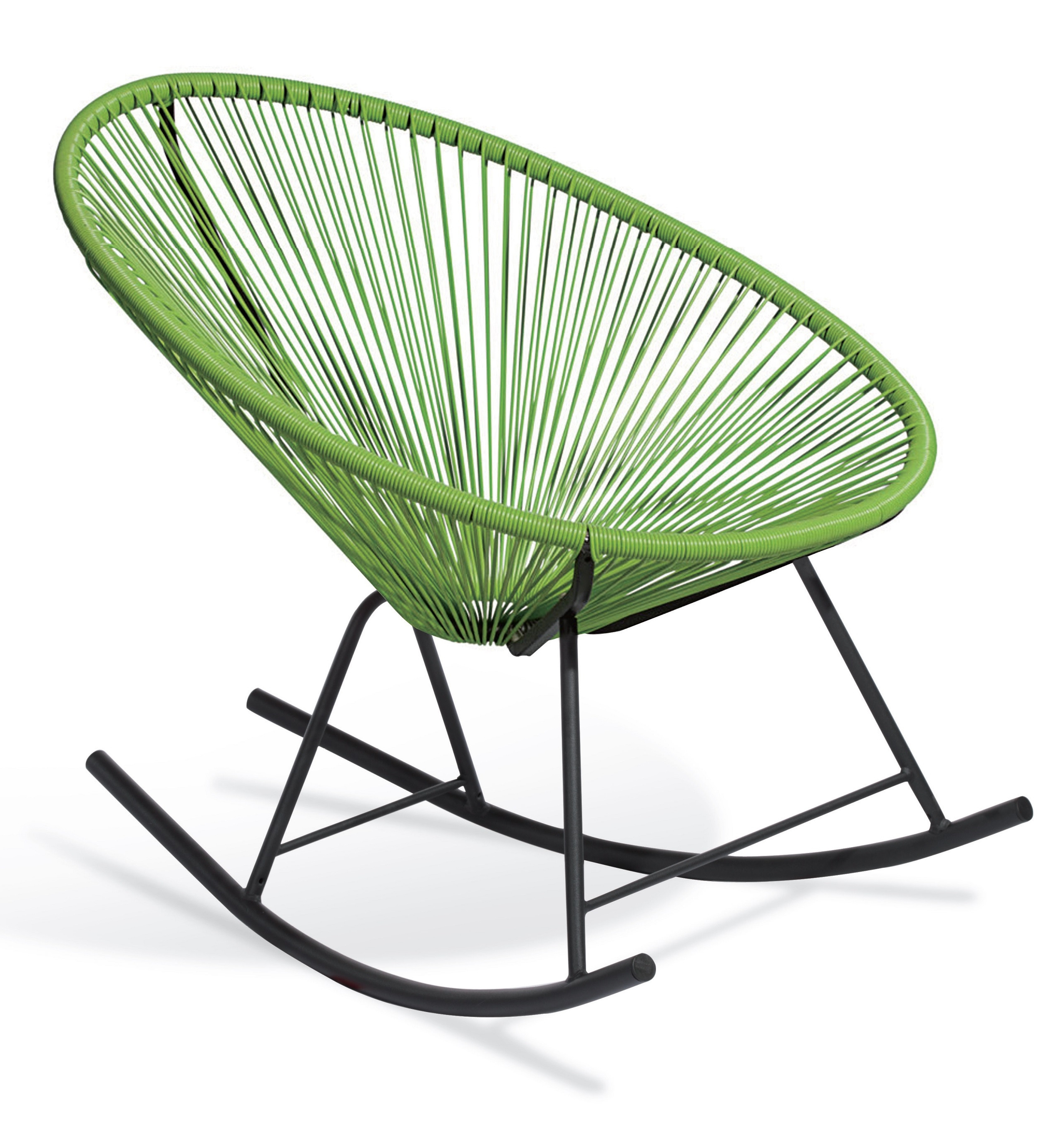 Most Recent Lucky Clover Patio Rocking Chair (View 11 of 20)