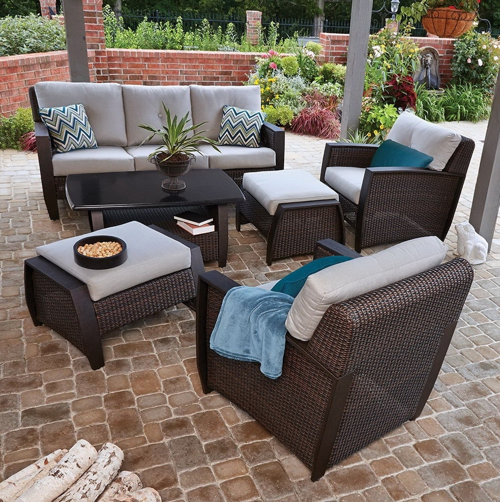 Most Recent Patio Conversation Sets At Sam's Club For Practical Sam S Club Outdoor Patio Furniture Appealing Replacement (View 7 of 20)