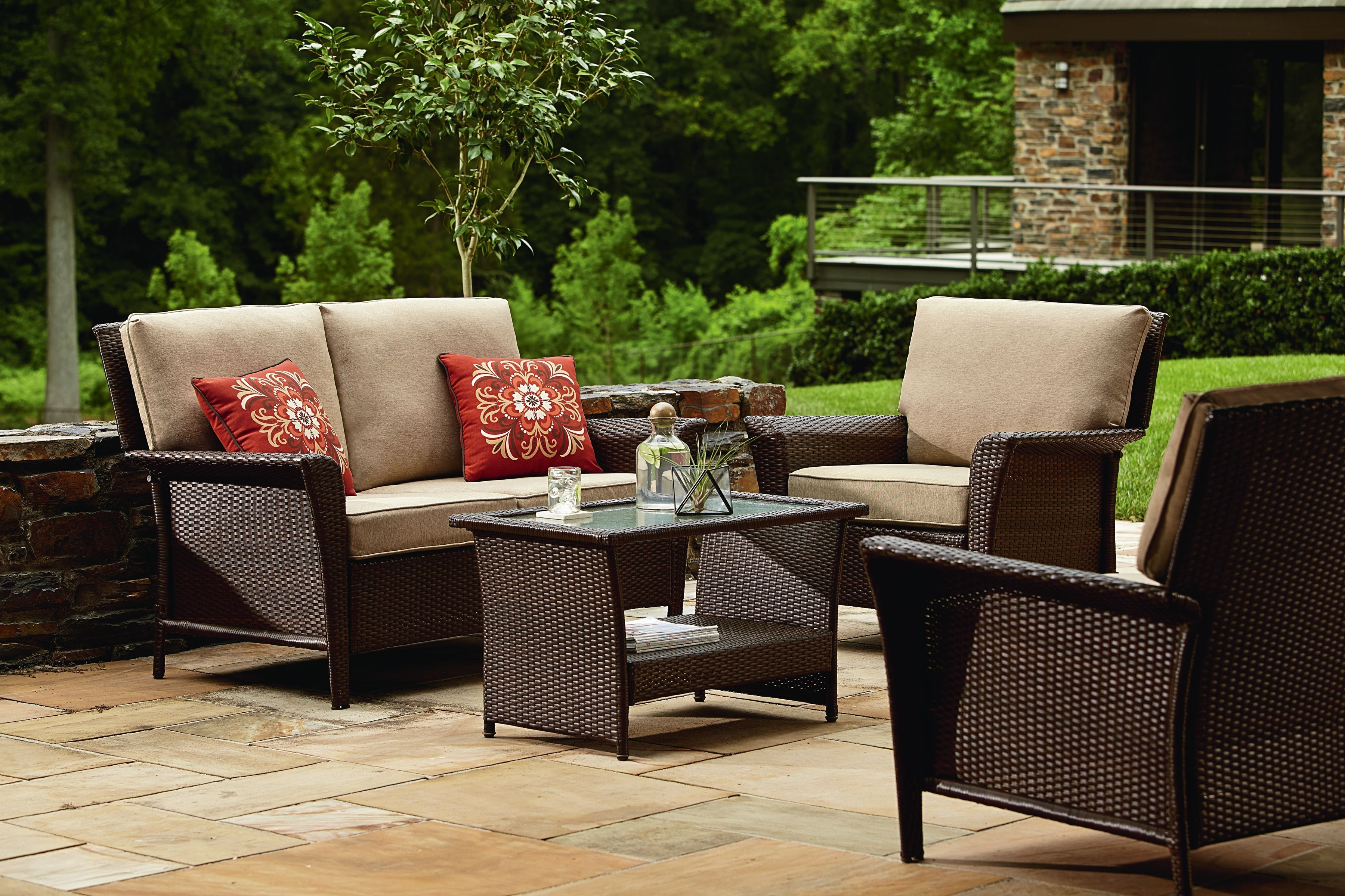 Featured Photo of Patio Conversation Sets At Sears