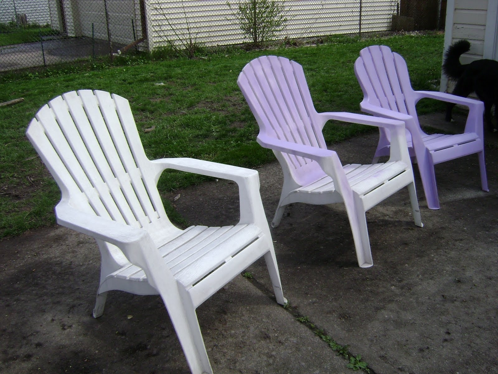 Most Recent White Resin Patio Rocking Chairs With Outdoor Resin Patio Table – Decco.voiceoverservices (View 5 of 20)