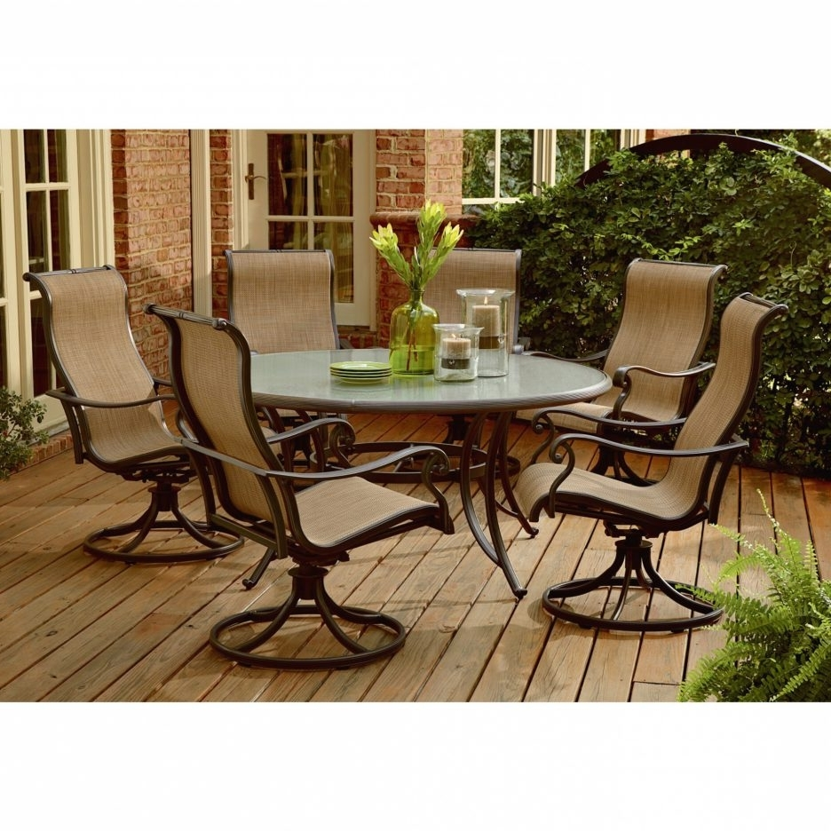 Most Recently Released Chair : Patio Conversation Sets With Swivel Chairs Outdoor Rocker For Patio Conversation Sets With Swivel Chairs (View 9 of 20)