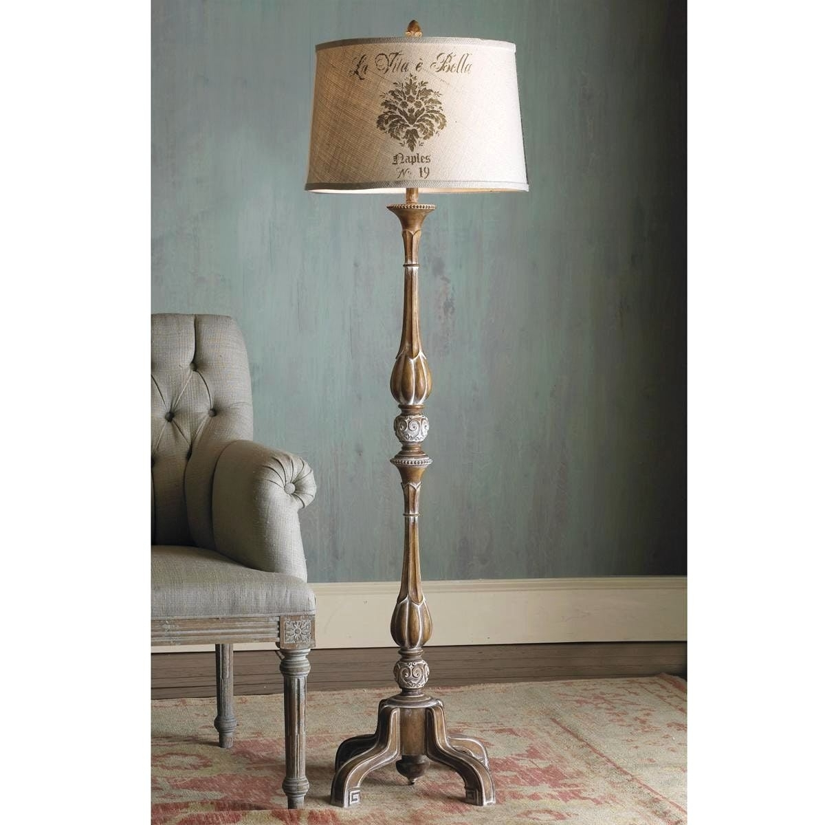Most Recently Released Country Style Table Lamps Living Room With 62 French Provincial In Country Style Living Room Table Lamps (View 6 of 20)