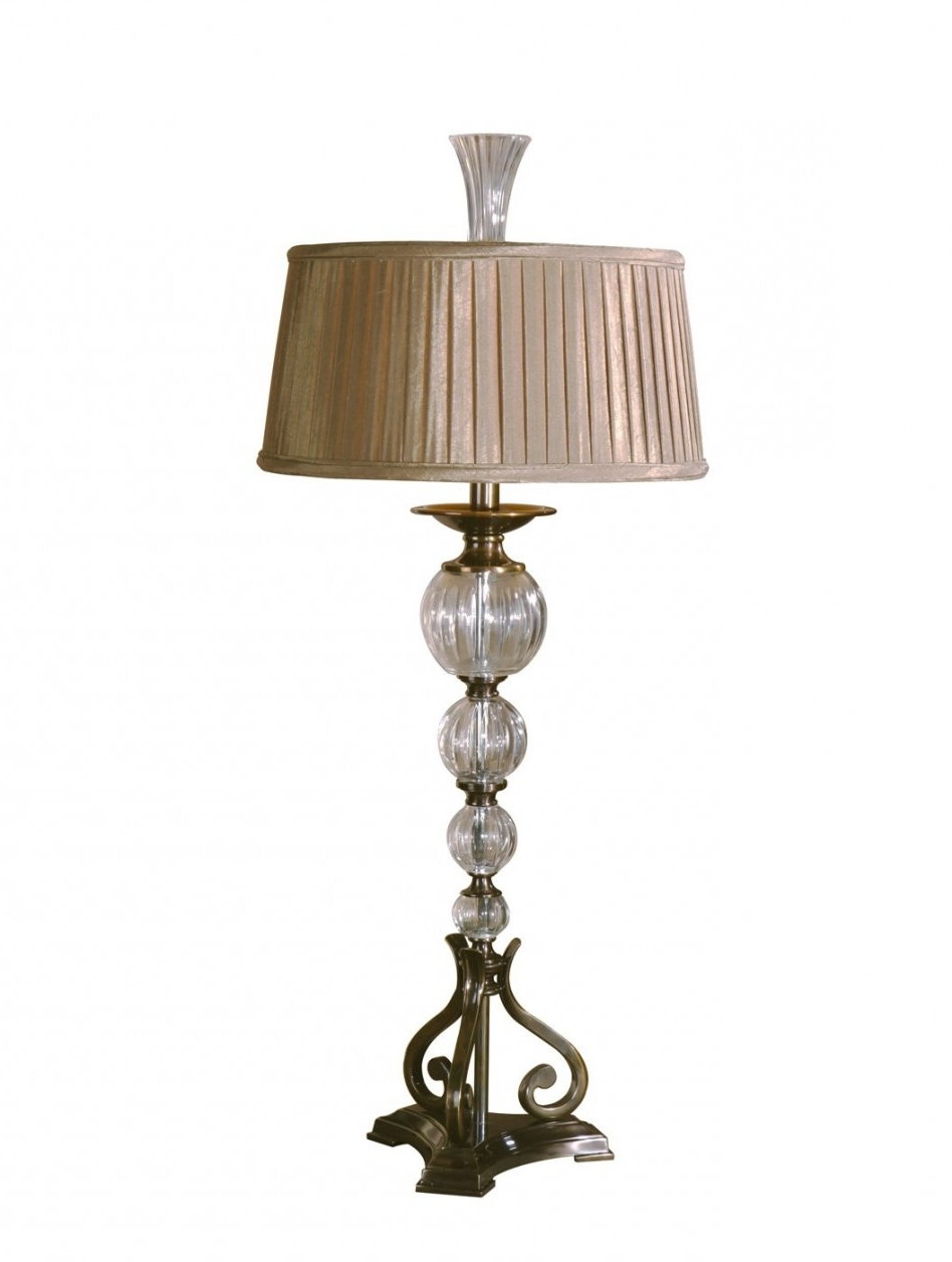 Most Recently Released Furniture: Engaging Lighting Furniture For Living Room Decoration With Regard To Crystal Living Room Table Lamps (View 14 of 20)