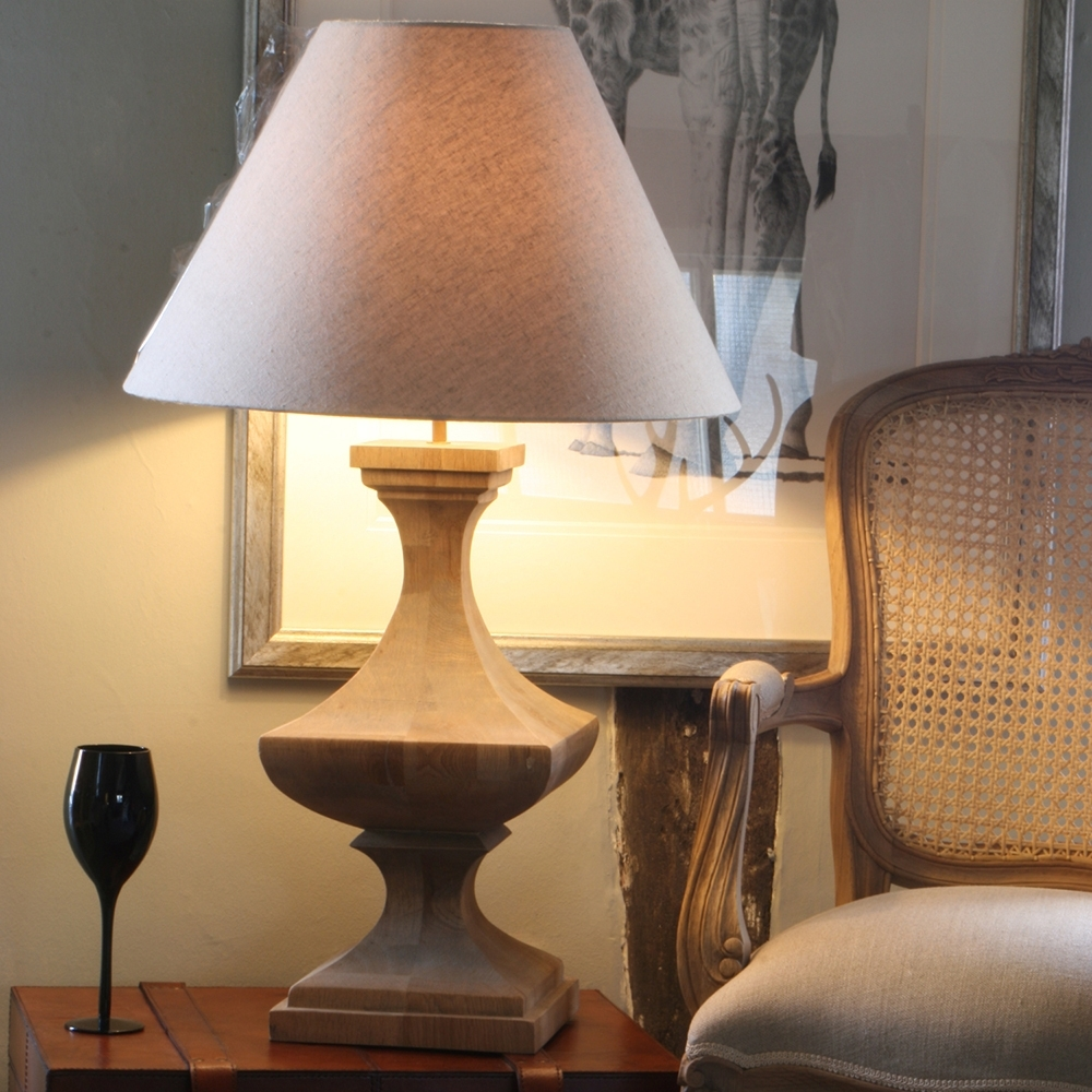 Featured Photo of Big Living Room Table Lamps