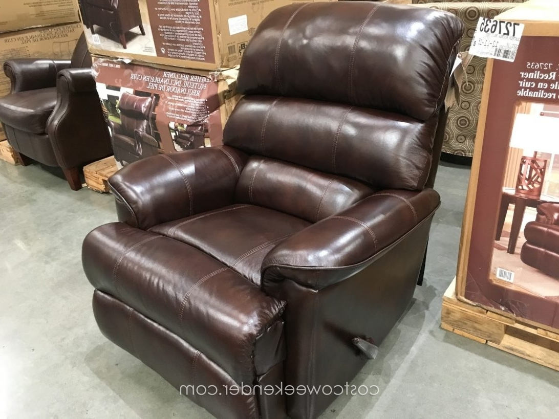Most Recently Released Rocking Chairs At Costco With Regard To Innovative Recliner Chairs Costco Leather Gaming Chair With Faux (View 10 of 20)