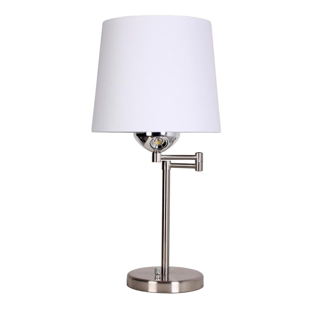 Most Recently Released Wonderful Table Lamps At Lowes For Living Room Outdoor Home Depot In Living Room Table Lamps At Home Depot (View 6 of 20)