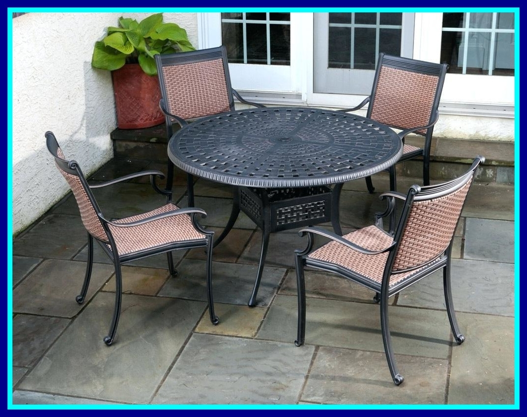 Most Up To Date Aluminum Patio Conversation Sets Regarding Appealing Cast Aluminum Patio Set Kijiji Outdoor Furniture Aluminium (View 13 of 20)