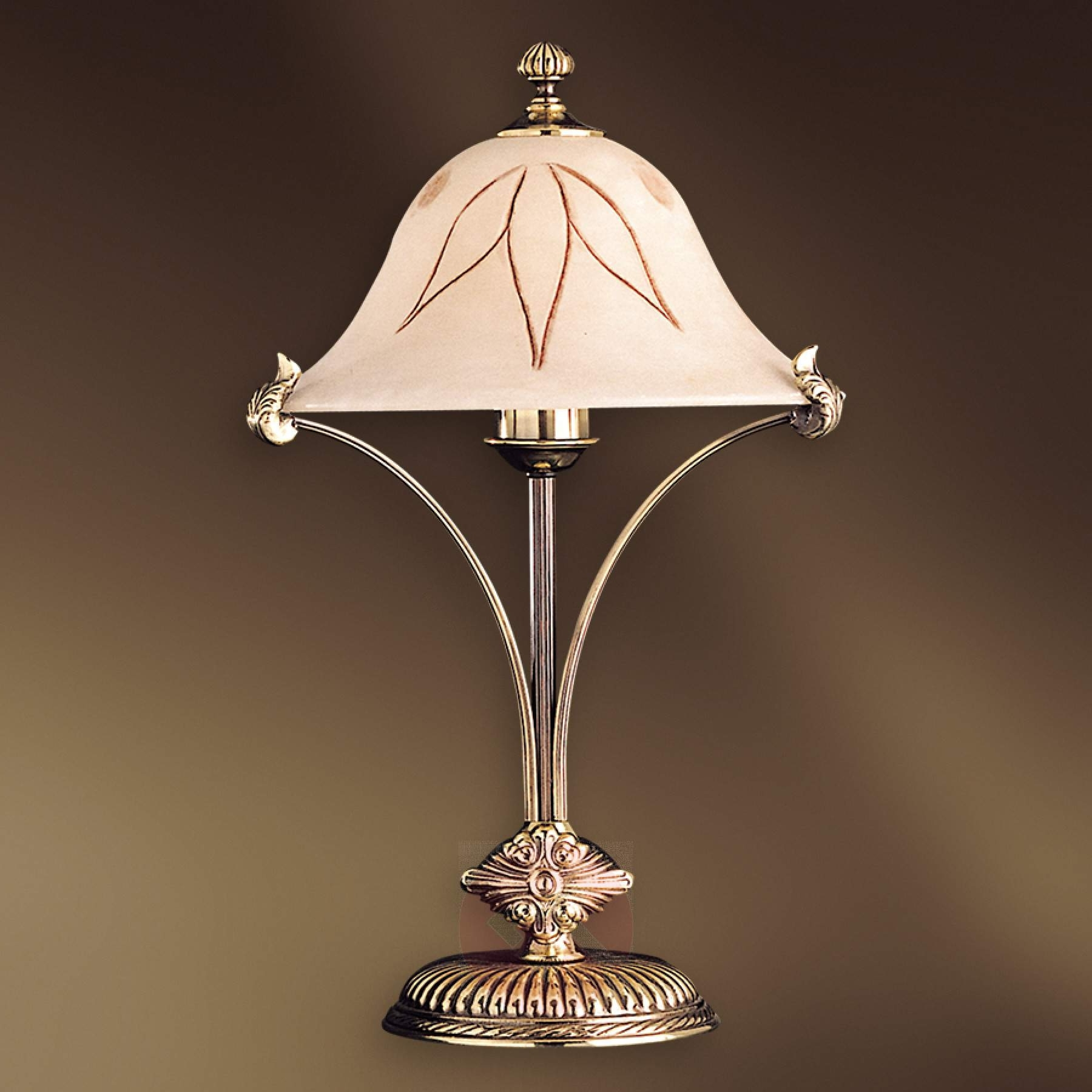 Most Up To Date Antique Living Room Table Lamps In Amazing Classic Table Lamp 5 Antique Brass Cream Shade Jpg T (View 16 of 20)