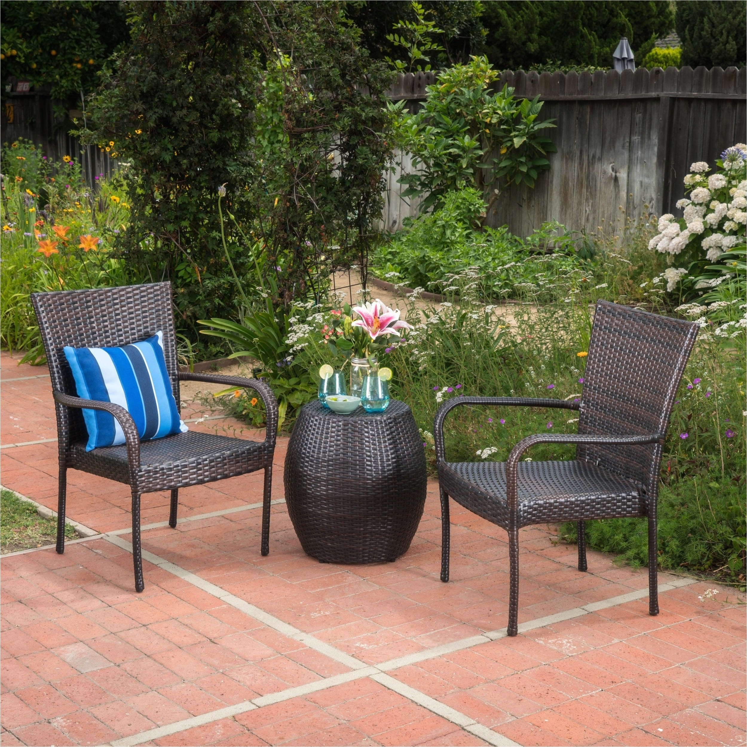 Most Up To Date Fresh Sling Patio Chairs Ideas Within Patio Conversation Sets Under $ (View 16 of 20)