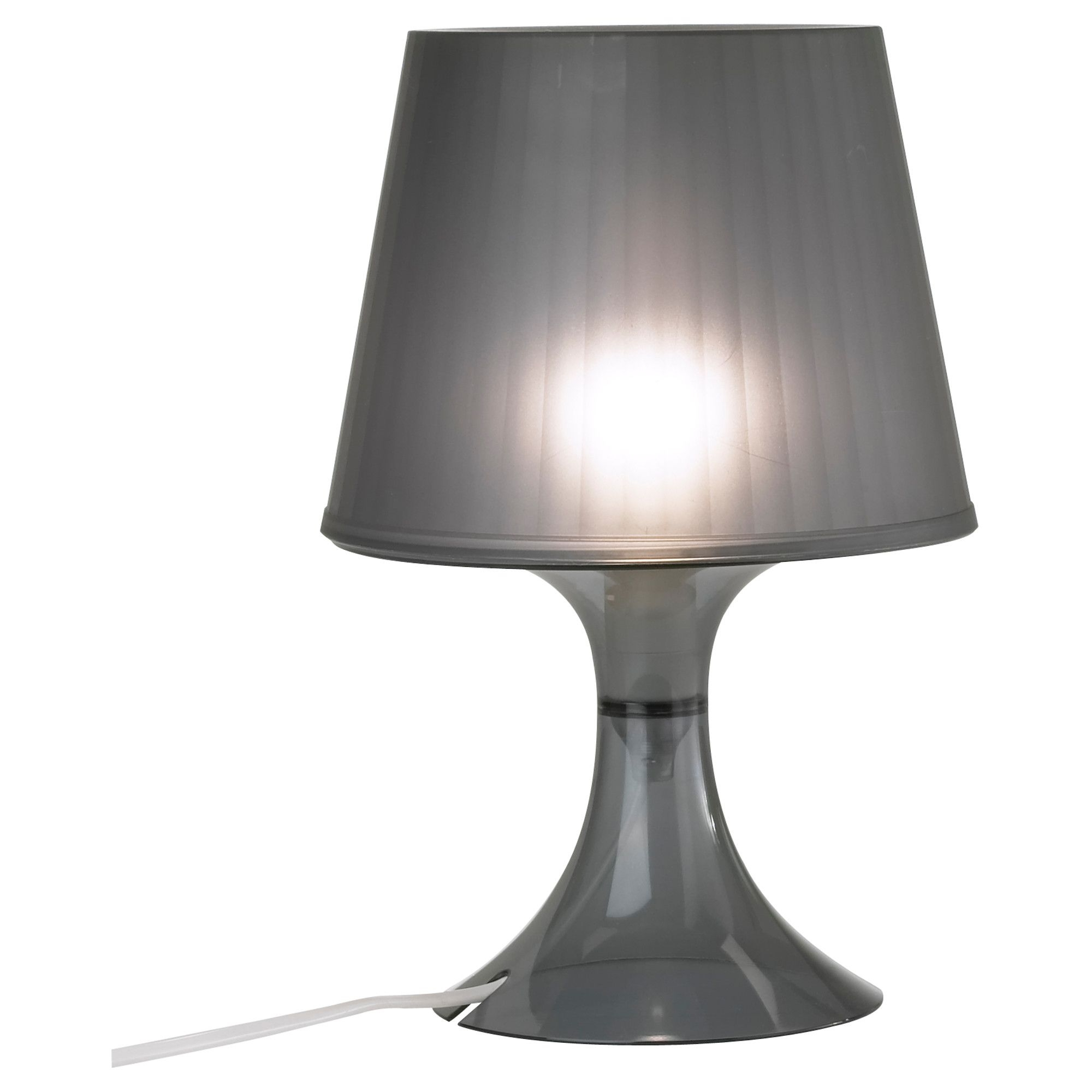 Most Up To Date Lampan Table Lamp – Black – Ikea A Lamp Similar To Jenna's, Sitting Regarding Living Room Table Lamps At Ikea (View 6 of 20)