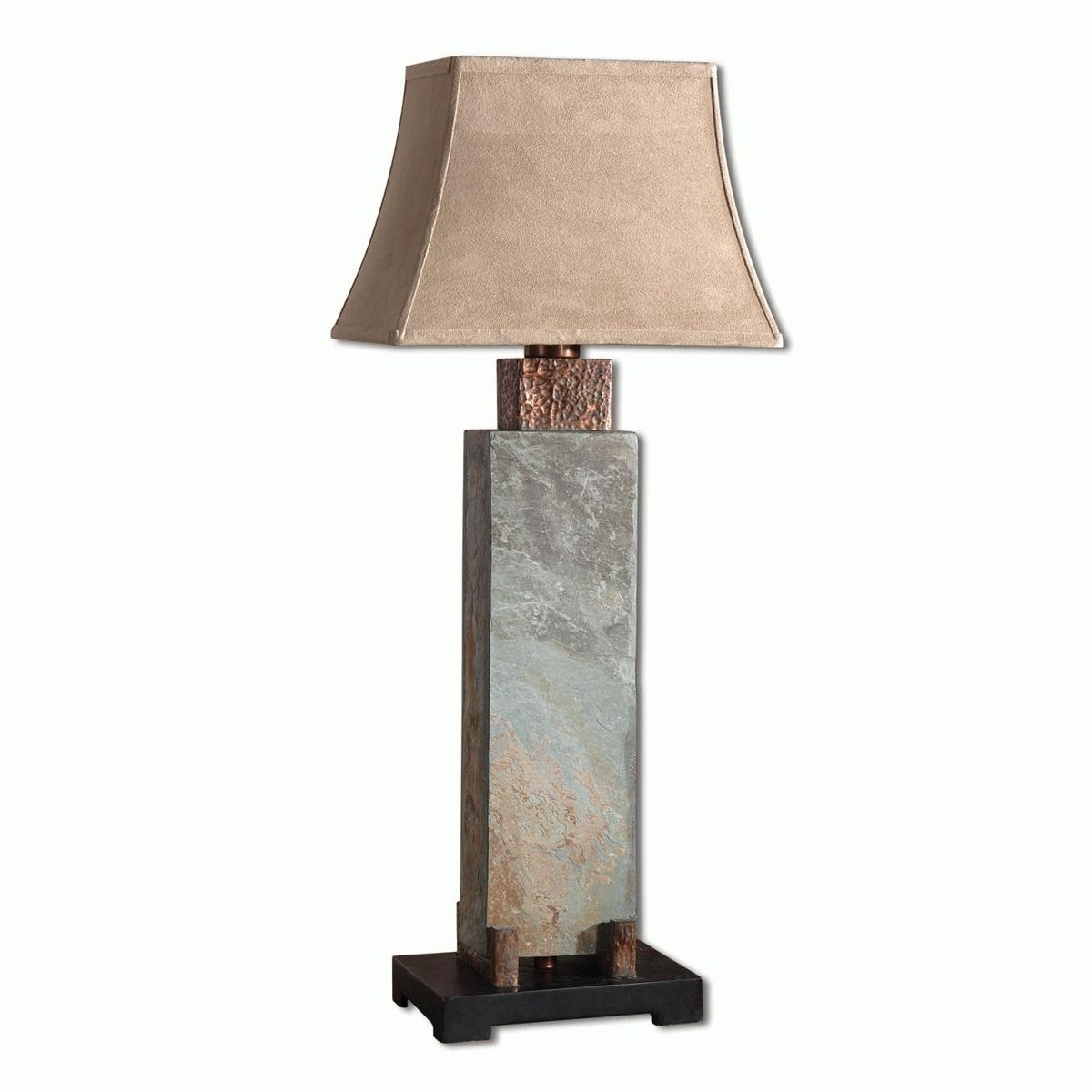 Most Up To Date Western Table Lamps For Living Room Regarding The Best Console Gorgeous Rustic Table Western Modern Picture Of (View 9 of 20)