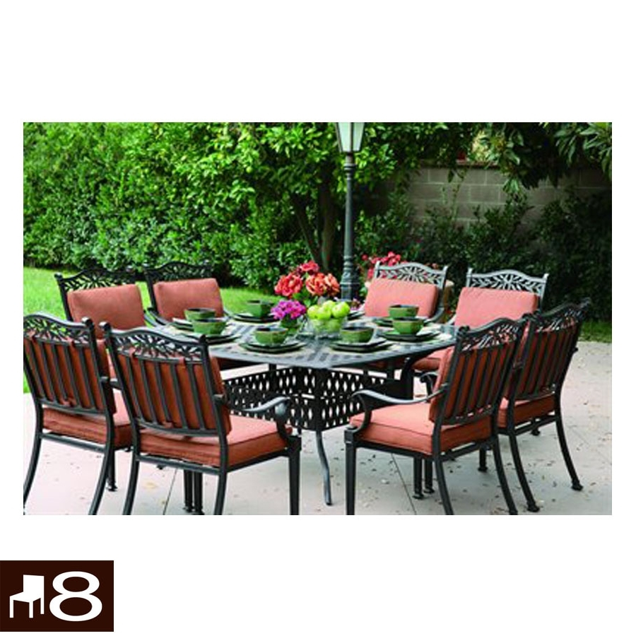 New Lowes Outdoor Furniture Clearance Patio Dining Patrofi Veloclub With Widely Used Lowes Patio Furniture Conversation Sets (View 9 of 20)