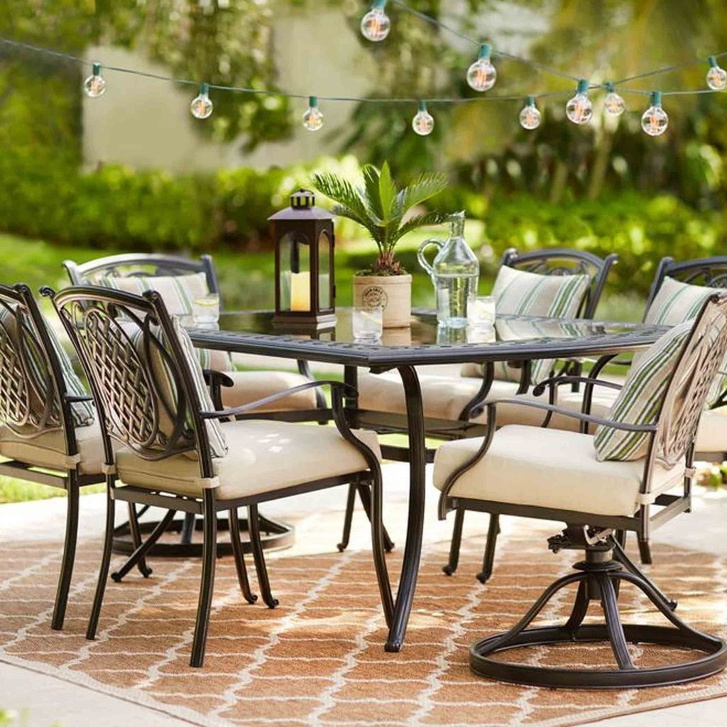 New Outdoor Furniture From Home Depot (Gallery 19 of 20)