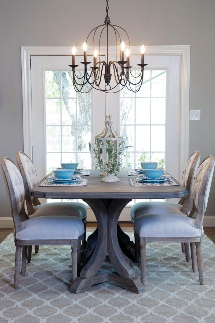 Newest Appealing Chandelier Dining Room Ideas 9 Beautiful Chandeliers For Intended For Living Room Table Lights (View 15 of 20)