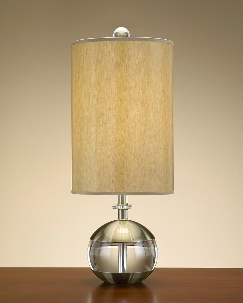 Newest Glass Living Room Table Lamps Pertaining To Ceiling Lights For Bedroom Table Lamps Living Room Modern Target (View 16 of 20)