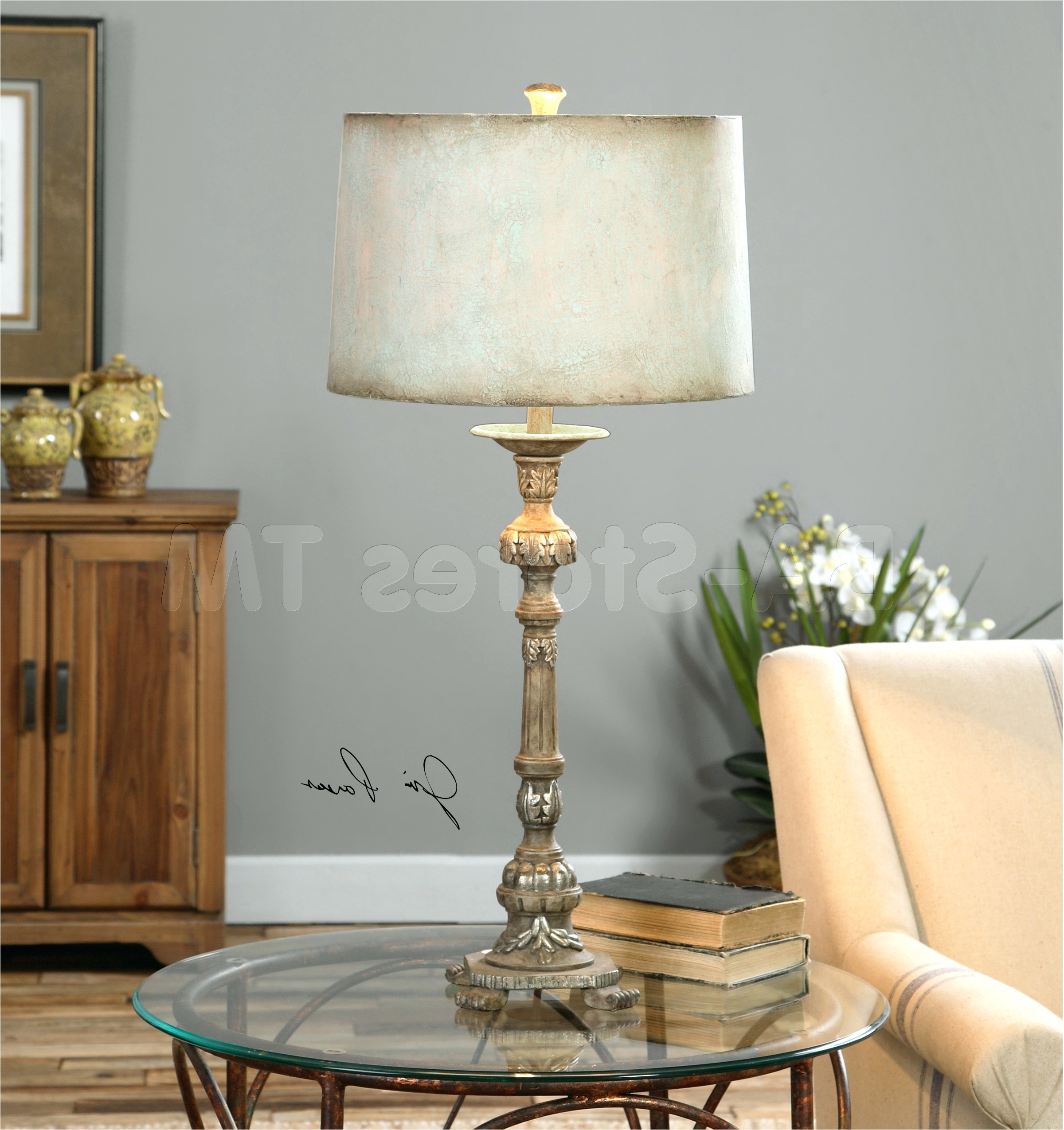 Newest Living Room End Table Lamps Within Home Design (View 18 of 20)
